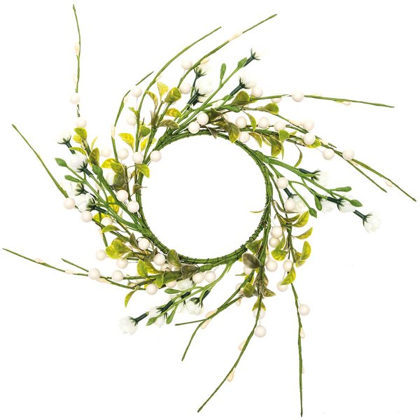 Ohhh! Lovely! Kranz Blüten weiß 11cm