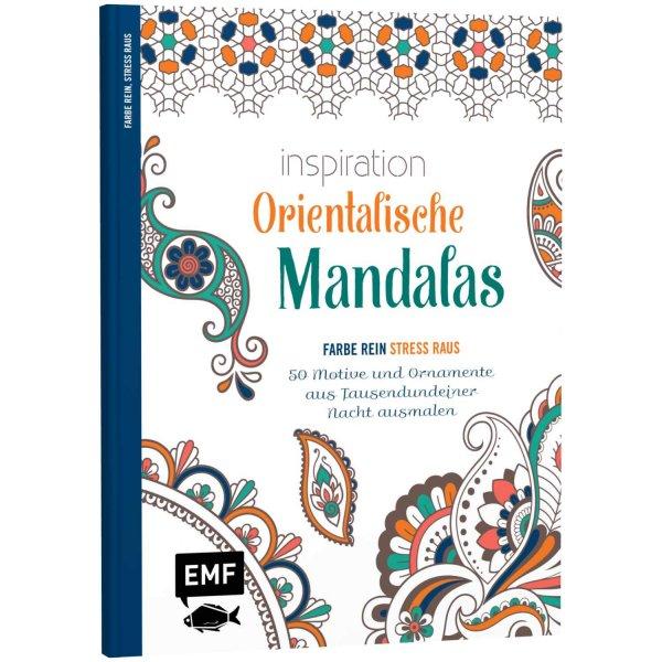 EMF Inspiration Orientalische Mandalas