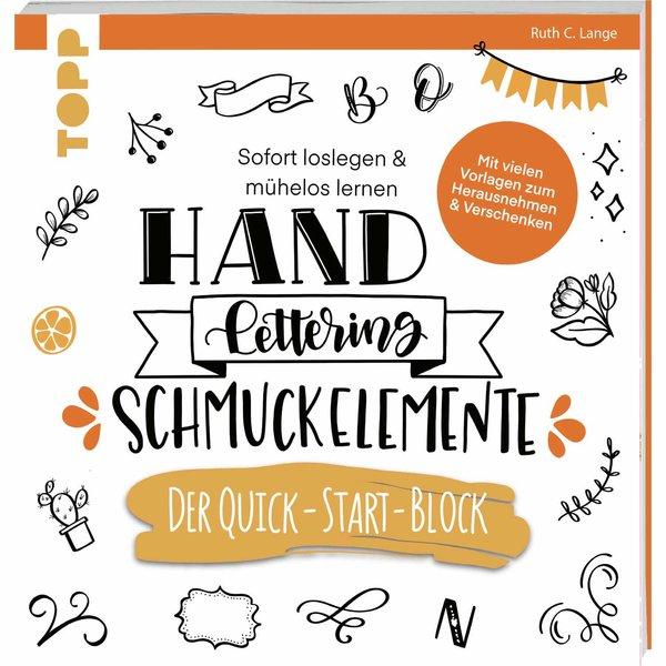 TOPP Handlettering-Schmuckelemente - Der Quick-Start-Block