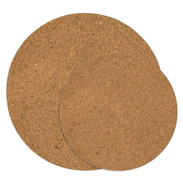 Rico Design Korkplatte rund