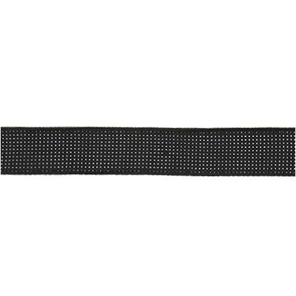 Rico Design Aidaband schwarz 2cm