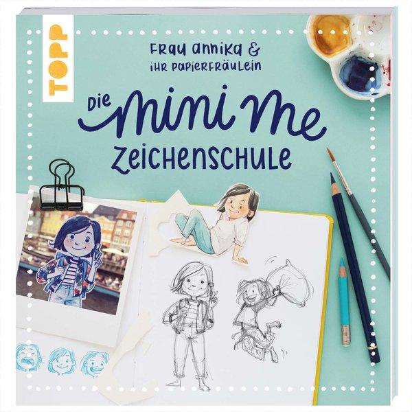 TOPP Die Mini-me Zeichenschule
