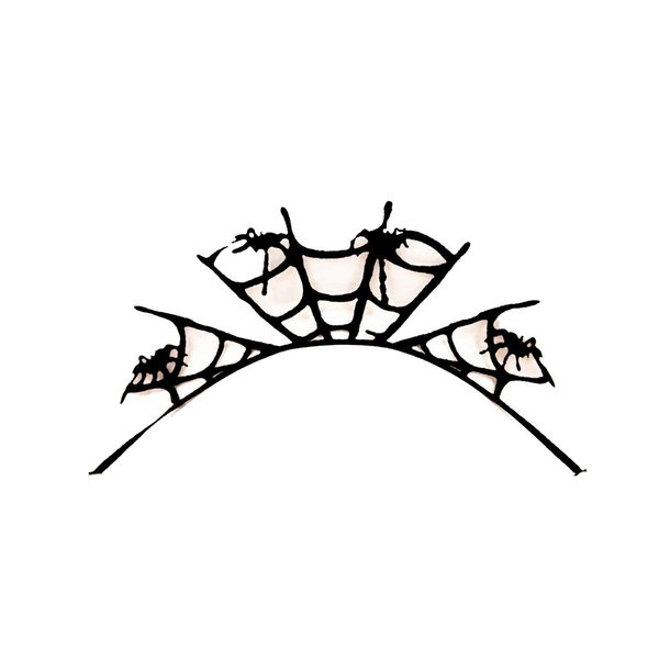 Eulenspiegel 3D Wimpern Spinne