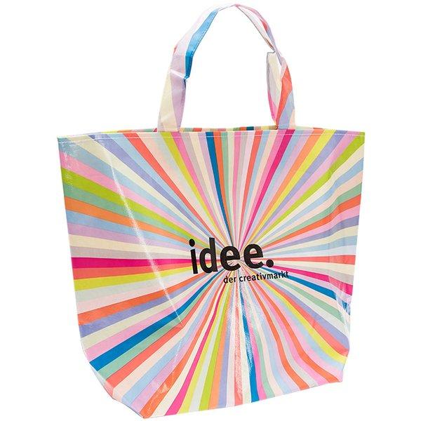idee. Creativmarkt Einkaufstasche 54x43x20cm