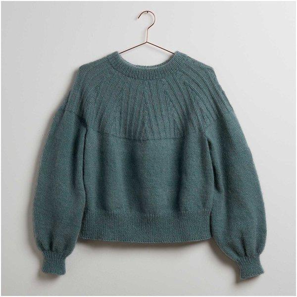 Strickset Pullover Modell 02 aus Die Neue Masche Nr. 2
