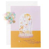 Paper Poetry Grußkartenset Blumenglocke
