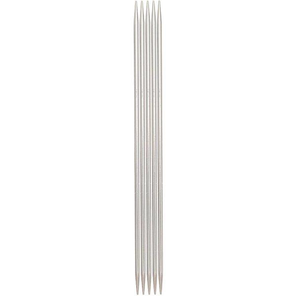 KnitPro Nadelspiel 3,5mm 15cm Stahl
