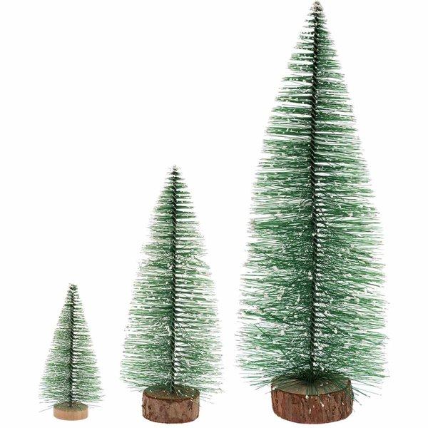 Ohhh! Lovely! Miniaturtanne grün