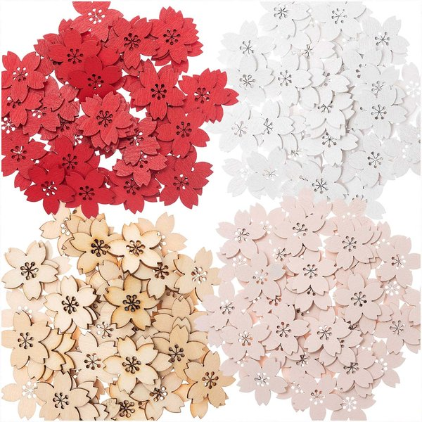 Ohhh! Lovely! Holzstreu Kirschblüte 48 Stück