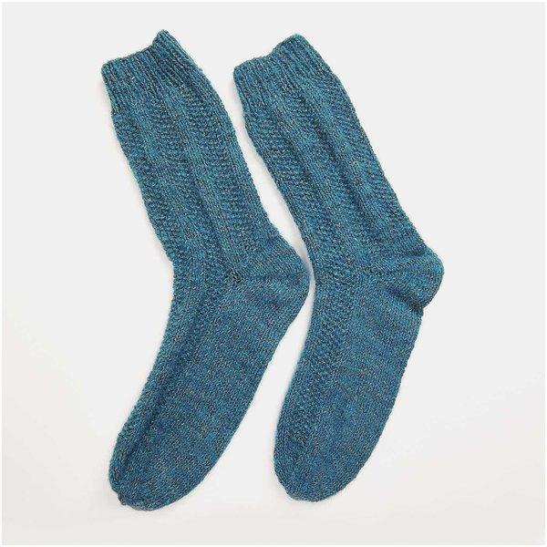 Strickset Socken Modell 12 aus Lovewool Nr. 13