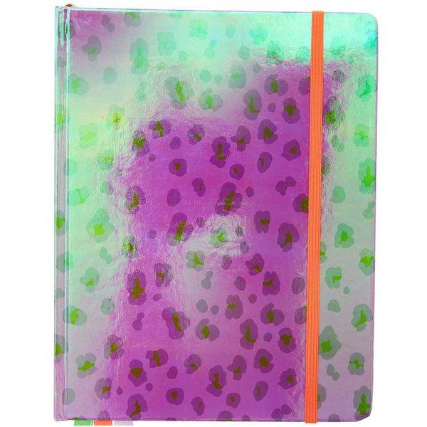 Paper Poetry Bullet Diary Hardcover Acid Leo 16,5x21,5cm 96 Blatt