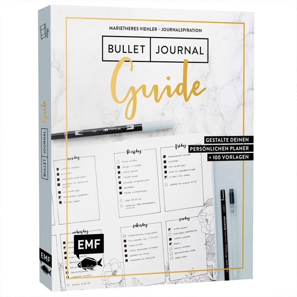 EMF Journalspiration Bullet-Journal-Guide