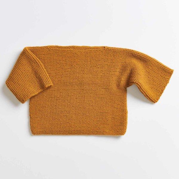 Strickset Pullover Modell 01 aus Baby Nr. 31
