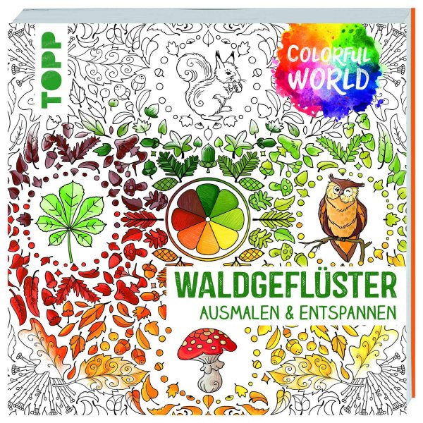 TOPP Colorful World - Waldgeflüster