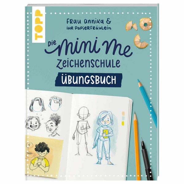 TOPP Mini me Zeichenschule - Übungsbuch
