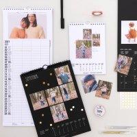 Jahreskalender zum Selbstgestalten