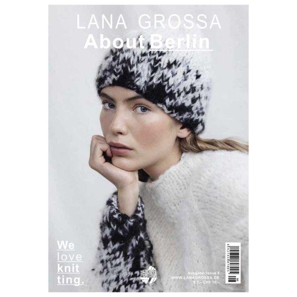 Lana Grossa Strickheft About Berlin Nr.8 Herbst-Winter