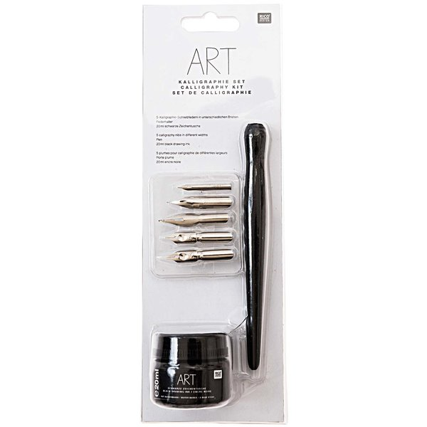 ART Kalligraphie-Set 7-teilig