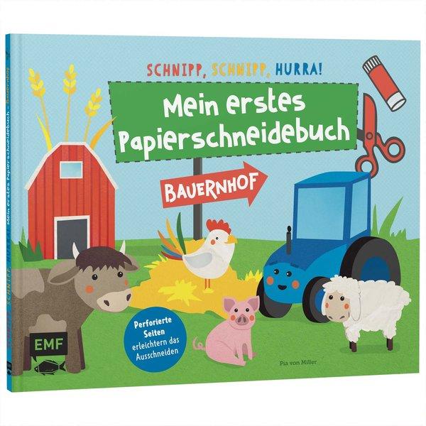 EMF Mein erstes Papierschneidebuch - Bauernhof
