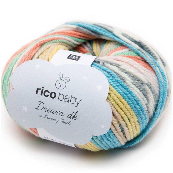 Rico Design Baby Dream Luxury Touch dk 50g 115m