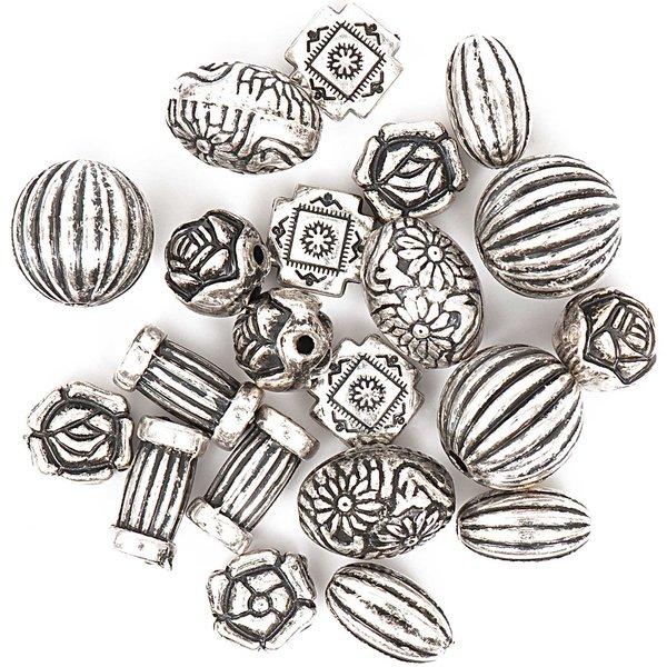 Jewellery Made by Me Perlemix antik silber 35g