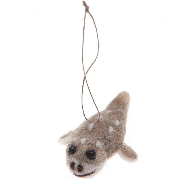 Ohhh! Lovely! Filzhänger Seehund 11cm