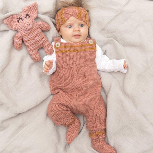 Strickset Kombination Modell 09/10/11 aus Rico Baby Nr. 028