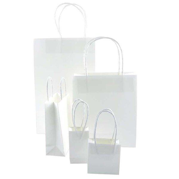 Rico Design Papiertüte weiß