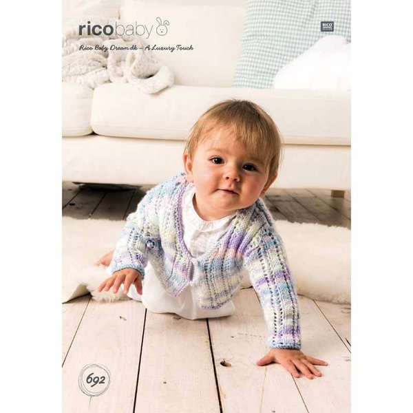 Rico Design Strickidee compact Nr.692 Baby Dream dk