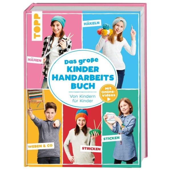 TOPP Das große Kinderhandarbeitsbuch