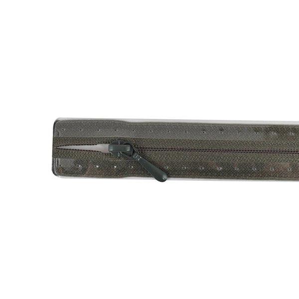 Prym Reißverschluss S2 dunkelgrau 25cm