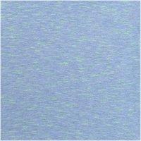 Rico Design Stoffabschnitt Jersey azur-neongrün 80x100cm