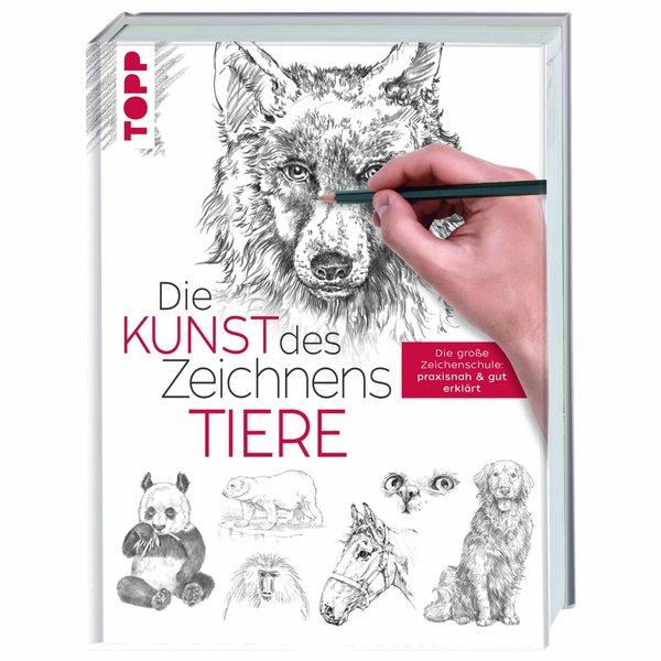 TOPP Die Kunst des Zeichnens - Tiere
