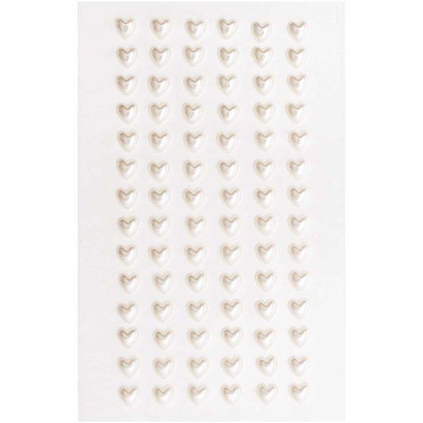 Paper Poetry Perlensticker Herzen 224 Stück