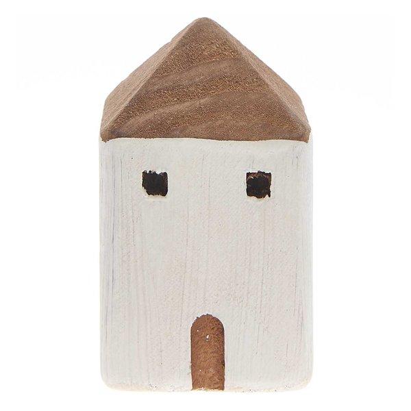 Ohhh! Lovely! Haus 2 Maritim Holz 5x5x8,5cm
