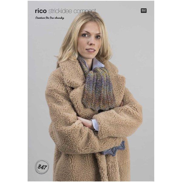 Rico Design Strickidee compact Nr.847 Creative Ito Iro Chunky