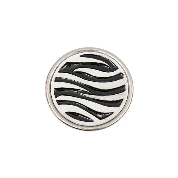 Rico Design Knopf Zebra 14mm