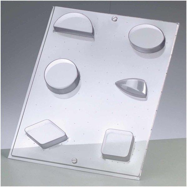 efco Gießform Kleinformen 6 Formen
