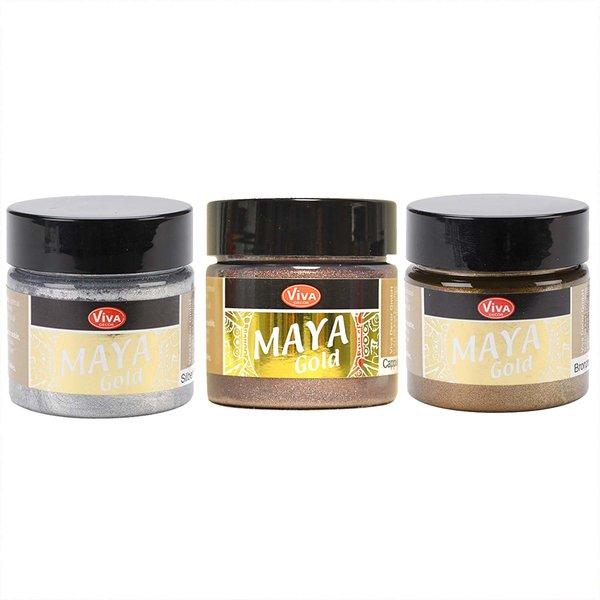 VIVA DECOR Maya Gold 45ml